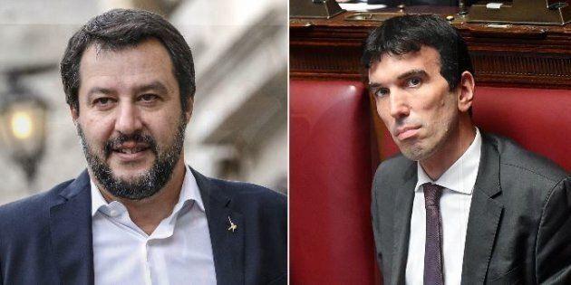 Martina attacca Salvini: