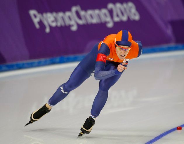 Speed Skating ? Pyeongchang 2018 Winter Olympics ? Women?s 1500m competition finals ? Gangneung Oval...