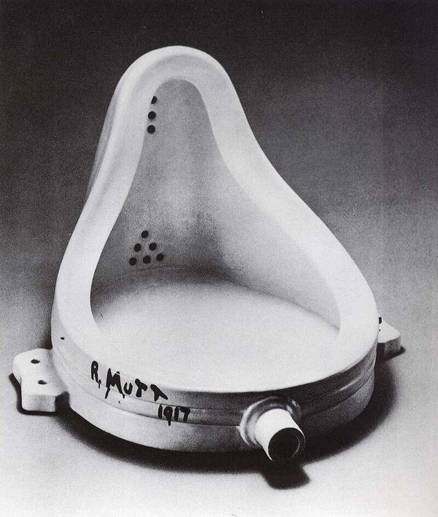 Duchamp, l'artista più