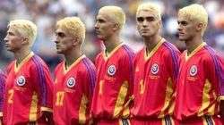 Gli 8 look più strani della storia dei Mondiali di