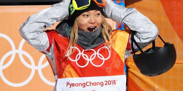 Snowboarding - Pyeongchang 2018 Winter Olympics - Women's Halfpipe Finals - Phoenix Snow Park - Pyeongchang,...