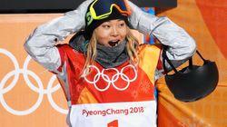 Tutti pazzi per Chloe Kim, oro a 17 anni per l'americana di origini coreane, star dei