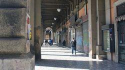 Donna di 75 anni violentata sotto i portici di Piazza Vittorio. Arrestato lo