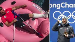 Dall'abisso all'Olimpo: le storie di questi 5 atleti insegnano a non mollare