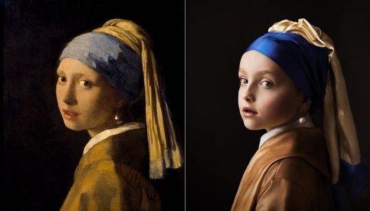 L'età d'oro della pittura come non l'avete mai vista. Guardate le opere di questa artista