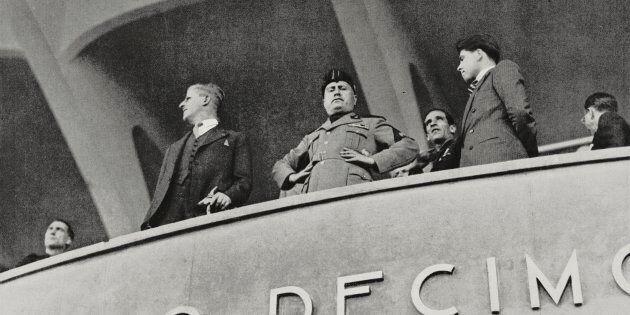 Benito Mussolini (1883-1945), 19 maggio