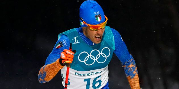 Cross-Country Skiing ? Pyeongchang 2018 Winter Olympics ? Men's Sprint Classic Qualifications ? Alpensia...