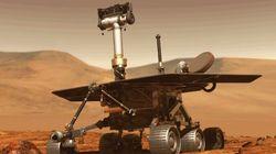 Il rover Opportunity bloccato su Marte da violenta