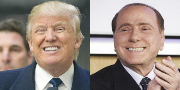 Berlusconi come Trump
