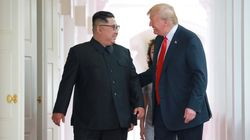 Pax coreana, Trump dichiara la