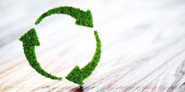 Italia è leader in Europa nel riciclo dei rifiuti