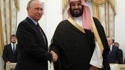 Patto del petrolio all'ombra dei Mondiali. Nel giorno di Russia-Arabia Saudita, vertice Putin-MbS per aumentare la