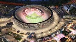 Congelato il progetto del nuovo stadio della Roma. Indagato anche il sovrintendente