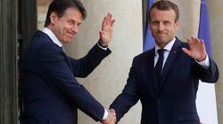 Conte-Macron.