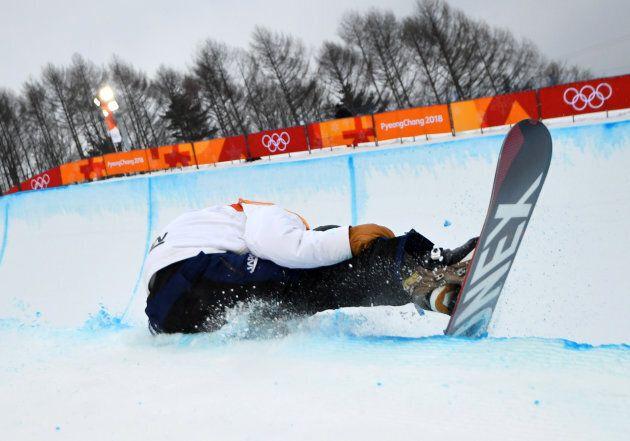 Snowboarding - Pyeongchang 2018 Winter Olympics - Men's Halfpipe Finals - Phoenix Snow Park ? Pyeongchang,...