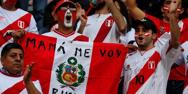 L'incredibile stratagemma del tifoso peruviano ingrassato di 25 chili per andare ai