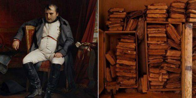 Risolto il mistero dei 63 volumi scomparsi appartenuti a