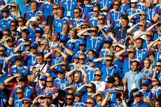 Soccer Football - World Cup - Group D - Argentina vs Iceland - Spartak Stadium, Moscow, Russia - June...