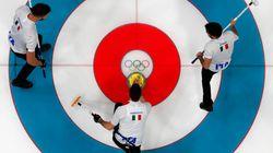 L'Italia scopre il curling, batte gli Usa e sogna una