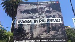 """Il """"sacco di Palermo"""" monito sui visitatori della Capitale della Cultura"""