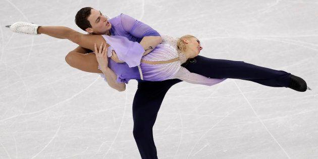 Aljona Savchenko e Bruno