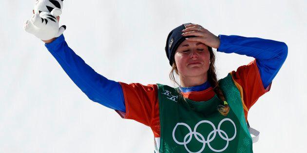 Snowboarding ? Pyeongchang 2018 Winter Olympics ? Women's Snowboard Cross Finals ? Phoenix Snow Park...
