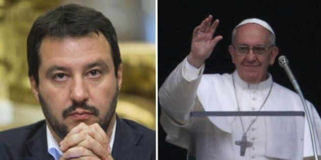 Francesco è un brand troppo forte, Salvini ha fretta di vedere il