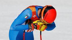 Delusione del team Italia nello sci di fondo e nel SuperG ai Giochi