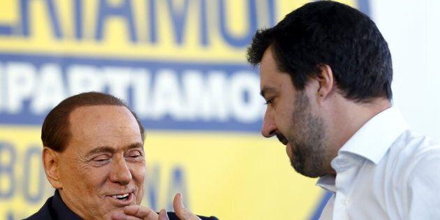 Matteo Salvini va ad Arcore. Con Berlusconi il punto su Def e