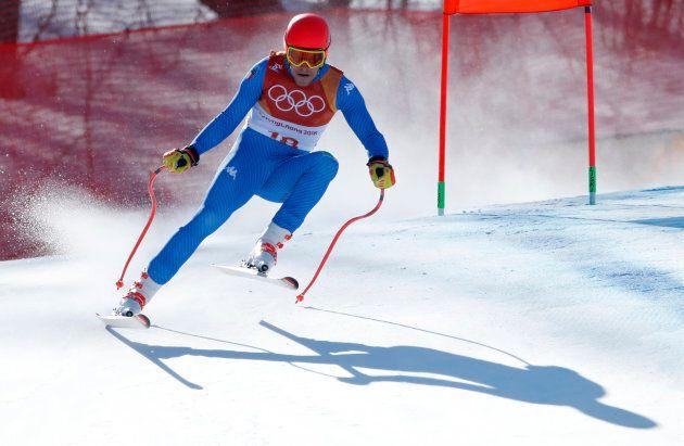 Alpine Skiing ? Pyeongchang 2018 Winter Olympics ? Men?s Downhill ? Jeongseon Alpine Centre - Pyeongchang,...
