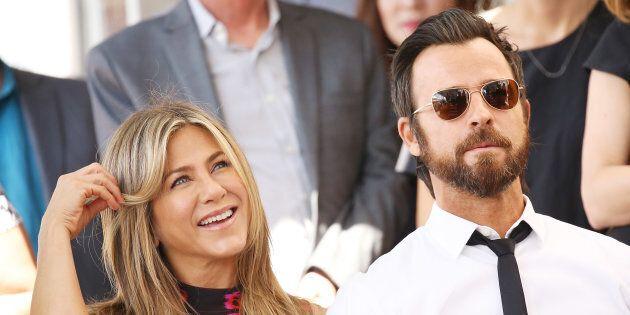 Jennifer Aniston e Justin Theroux si sono lasciati: