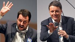 Salta il faccia a faccia Renzi-Salvini. Dal Nazareno: ennesima fuga del leader