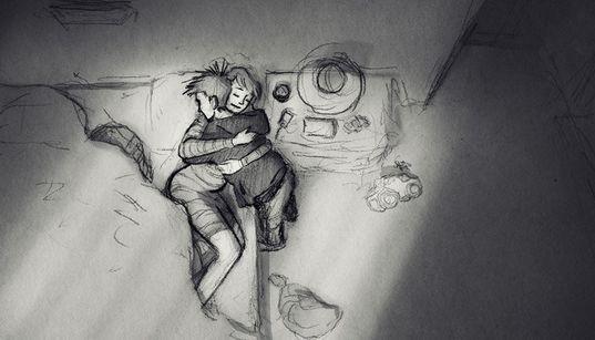 L'amore si trova anche nelle piccole cose. Questi 22 disegni sono il regalo più bello di un marito alla moglie e ai