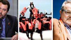 La campagna Benetton con i migranti fa arrabbiare Salvini. Toscani: