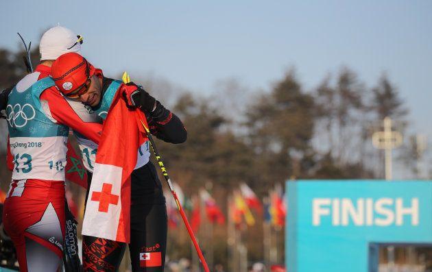 Cross-Country Skiing ? Pyeongchang 2018 Winter Olympics ? Men's 15km Free ? Alpensia Cross-Country Skiing...