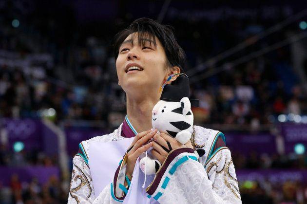 Figure Skating - Pyeongchang 2018 Winter Olympics - Men Single free skating competition final - Gangneung,...