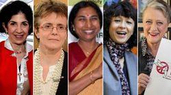 Cinque donne eminenti ai Lincei, una finestra sul