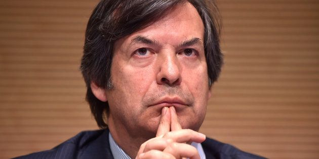 Il ceo di Intesa Messina plaude al discorso di Tria ma è cauto: