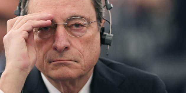 Scacco tedesco a Mario Draghi in due