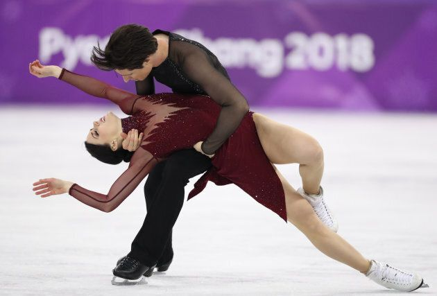Figure Skating - Pyeongchang 2018 Winter Olympics - Ice Dance free dance competition final - Gangneung,...