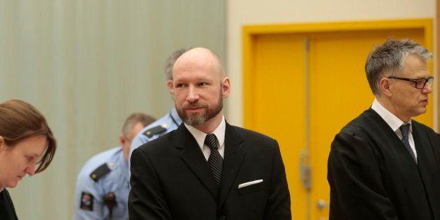 L'isolamento di Anders Breivik