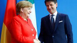Le garanzie di Angela sui migranti. Bozza