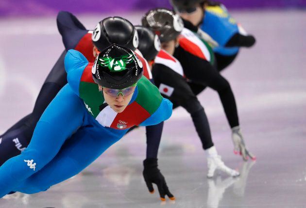 Short Track Speed Skating Events - Pyeongchang 2018 Winter Olympics - Women's 1500m - Gangneung Ice Arena...