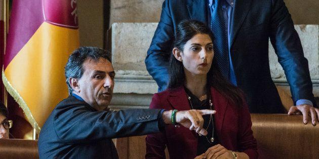 Virginia Raggi archiviata dal Tribunale di Roma per la nomina di