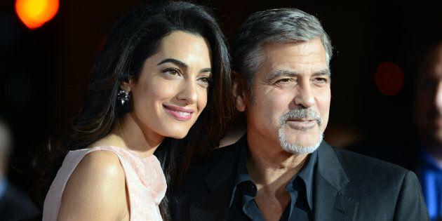 George Clooney e Amal Alamuddin hanno donato 100mila dollari per i bambini