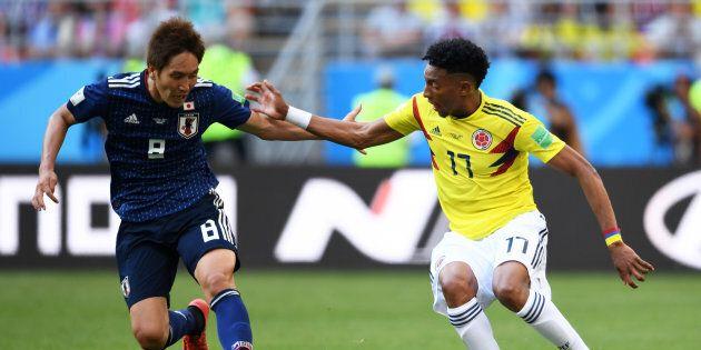 Mondiali 2018, Colombia-Giappone: fanno pipì tutti durante l'intervallo della partita della nazionale...