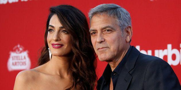 George Clooney e Amal donano 500mila dollari per la protesta degli studenti contro le
