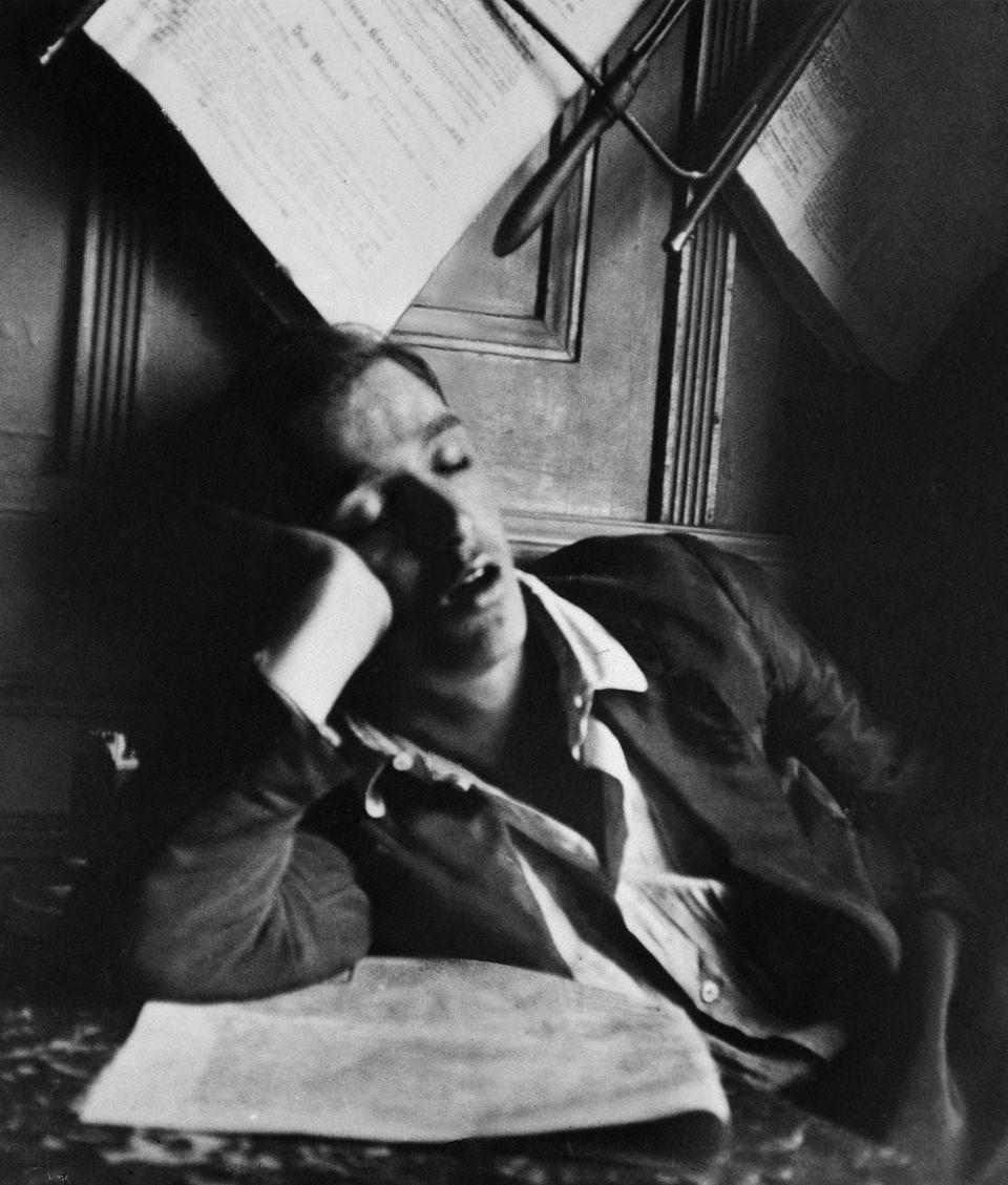 André Kertész, a Palazzo Ducale di Genova in mostra il maestro di Bresson che rivoluzionò la fotografia...