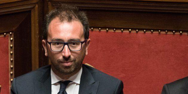 Alfonso Bonafede, ministro della Giustizia: