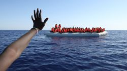 La linea di battaglia nel Mediterraneo